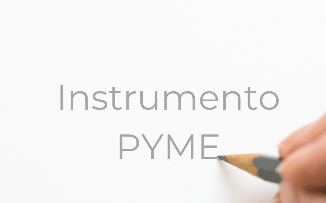 Instrumento PYME: fases y financiación